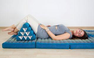 Dreieckskissen ohne Auflage