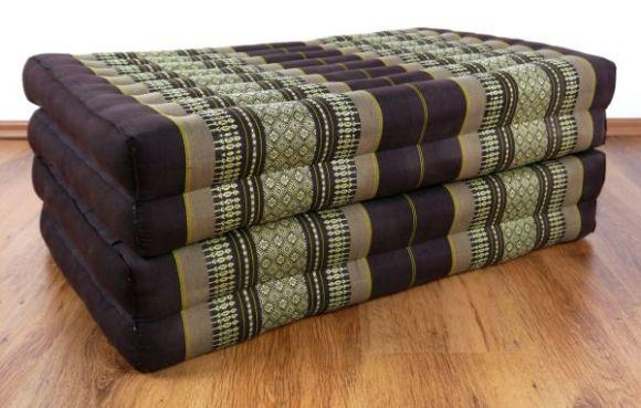thail ndische faltmatratze thai ambiente. Black Bedroom Furniture Sets. Home Design Ideas
