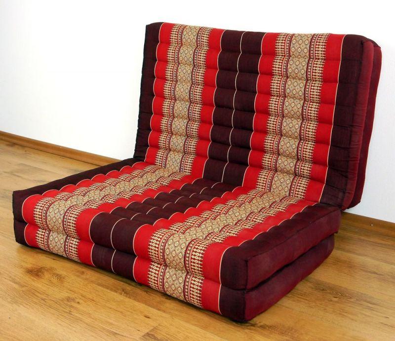 naturmatratze mit kapokf llung thai ambiente. Black Bedroom Furniture Sets. Home Design Ideas