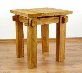 Java, Beistelltisch, Tisch aus Teakholz, Nr.65