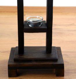 Teelichthalter *Leiter*