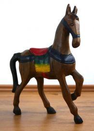 trabendes  *Pferd*
