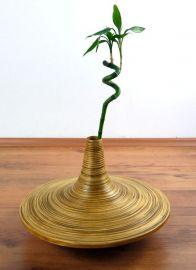 Thailändische  *Bambusvase*