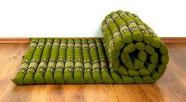 Asiatische Entspannungsmatte  *grün*  Gr.M