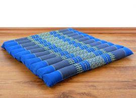 Steppkissen, Meditationskissen  *hellblau*  (groß)