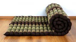 Asiatische Rollmatte  *braun*  Gr.M