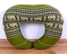 Kapok Nackenhörnchen  *grün / Elefanten*