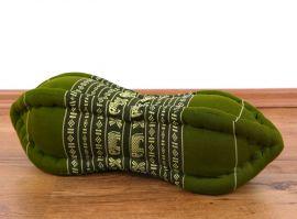 Papaya Nackenkissen  *grün / Elefanten*
