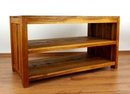 Sideboard / TV-Bank aus Teakholz, Java (Indonesien), Nr.310