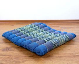 Steppkissen, Meditationskissen  *hellblau*  (klein)