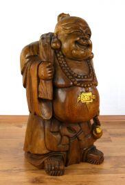 Thailändischer *Buddha*  auf Reisen