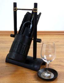 Weinflaschenhalter  *Bambus*