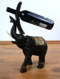 Weinflaschenhalter  *Elefant*