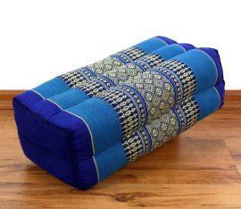 Yogakissen, Blockkissen  *blau*